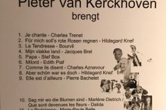 Pieter optreden Wolfsdonk 2018